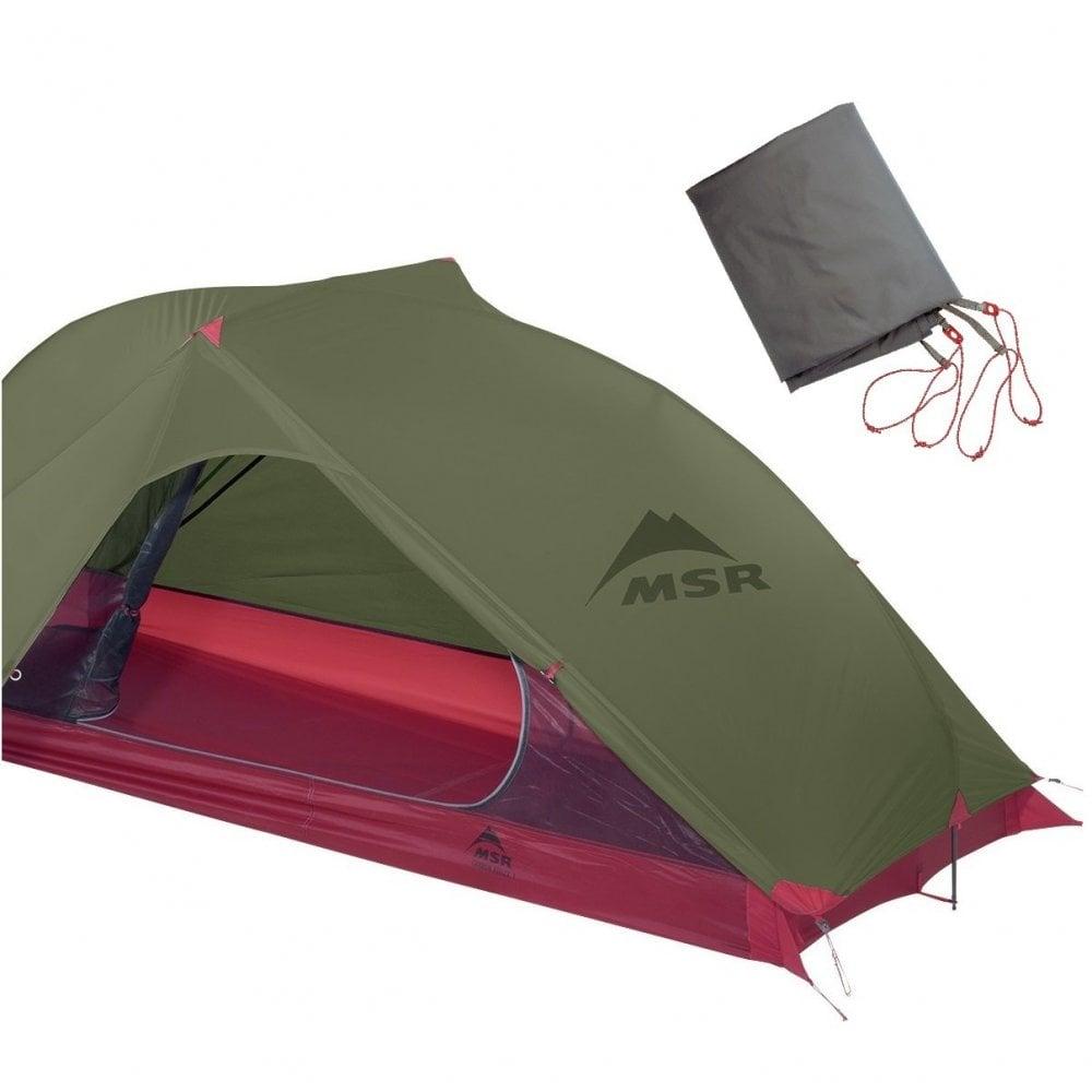 MSR Carbon Reflex 1 V4 Tente